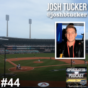 Josh Tucker Dodgers Social Media Manager #ITFDB