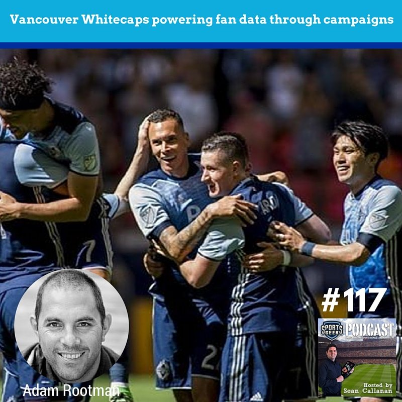 Adam Rootman from Vancouver Whitecaps on digital & campaigns using Tradable Bits