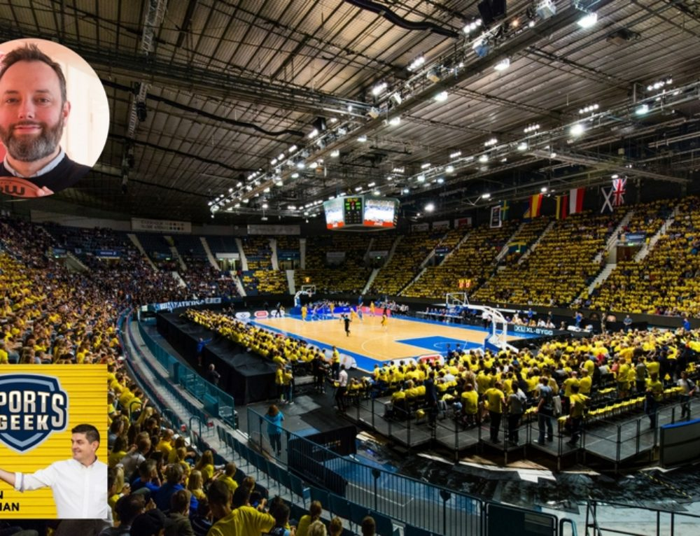 Johannes Wohlert on the passion for Swedish basketball