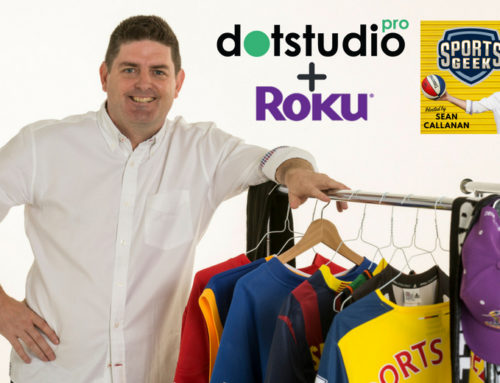 Sports Geek expands to Roku with dotstudioPRO