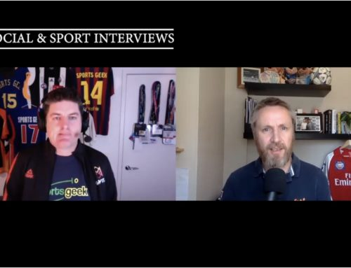 Social & Sport – Interview with Daniel McLaren