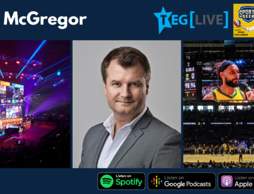 TEG Live's Tim McGregor on what live events will look like in 2021